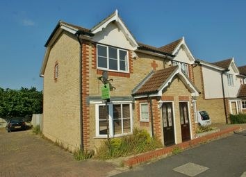 Thumbnail 2 bed semi-detached house to rent in Manor House Drive, Kingsnorth, Ashford
