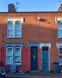 Thumbnail 3 bedroom terraced house to rent in Bede Street, Leicester
