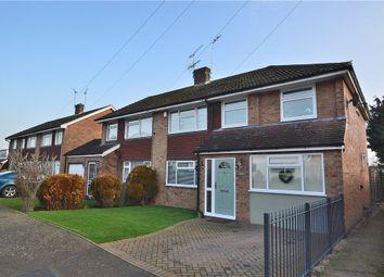 Thumbnail 4 bed semi-detached house for sale in Alsa Gardens, Elsenham, Bishop's Stortford