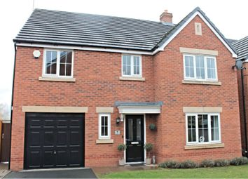 Thumbnail 4 bed detached house for sale in Briars Gardens, Kidderminster