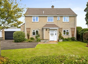 Thumbnail 4 bed detached house for sale in Churchill Way, Painswick, Stroud, Gloucestershire
