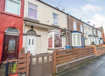 Thumbnail 3 bed terraced house for sale in Deacon Road, Widnes, Cheshire, .