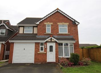 Thumbnail 4 bed detached house for sale in Finch Close, Kingfisher Park, Carlisle, Cumbria