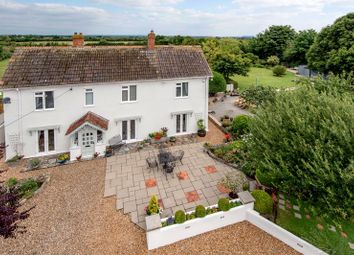 Thumbnail 4 bed detached house for sale in Outwood, West Lyng, Taunton