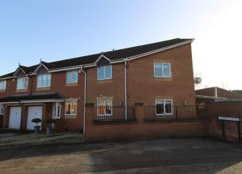 Thumbnail 4 bed semi-detached house for sale in Clipsham Close, Balderton, Newark