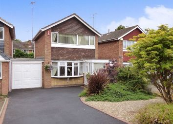 Thumbnail 3 bed link-detached house for sale in Littleworth Road, Cannock, Staffordshire