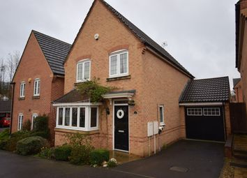 Thumbnail 3 bed detached house for sale in Priory Grove, Langstone, Newport