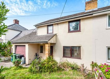 Thumbnail 3 bedroom semi-detached house for sale in London Road, Wheatley, Oxford