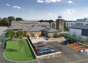 Thumbnail 2 bed bungalow for sale in The Courtyard, Duporth, St. Austell, Cornwall