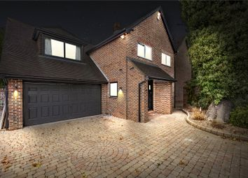 Thumbnail 5 bed detached house for sale in Russetts, Emerson Park