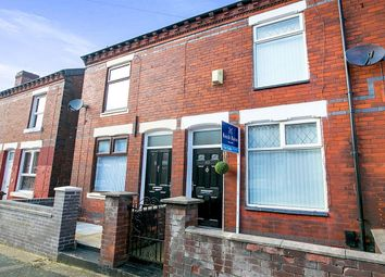 Thumbnail 2 bed terraced house for sale in Farmer Street, Heaton Norris, Stockport