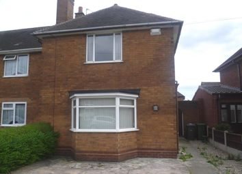 Thumbnail 2 bedroom semi-detached house to rent in Colman Avenue, Perry Hall, Wolverhampton