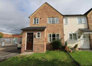 Thumbnail 3 bed semi-detached house for sale in Farmer Close, Crewe