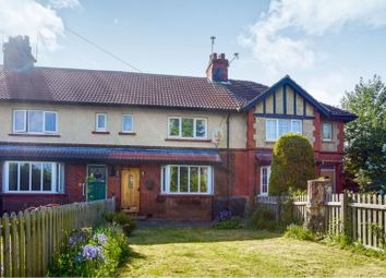 Thumbnail 2 bed cottage for sale in Top Street, Bawtry, Doncaster