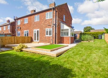 Thumbnail 2 bed semi-detached house for sale in Oak Road, Peterlee