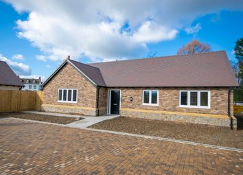 Thumbnail 3 bed detached bungalow for sale in Westbury, Shrewsbury