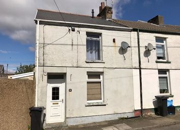 Thumbnail 2 bed end terrace house for sale in Overton Street, Dowlais, Merthyr Tydfil