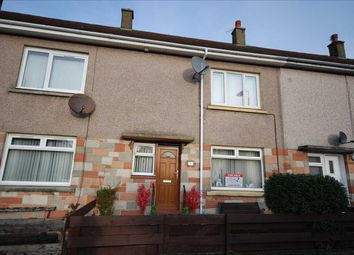 Thumbnail 2 bed terraced house for sale in Holehouse Road, Largs