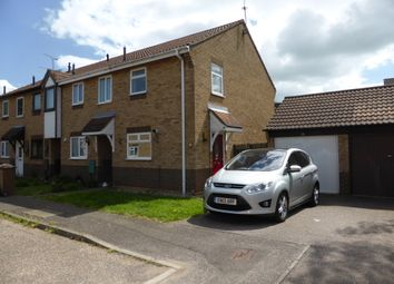 Thumbnail 2 bed semi-detached house to rent in Aldringham Mews, Felixstowe