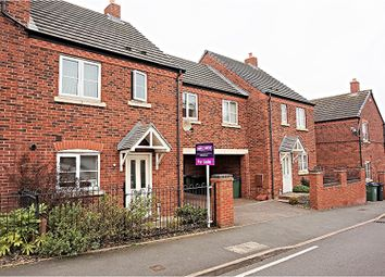 Thumbnail 3 bed town house for sale in Kinsey Road, Smethwick