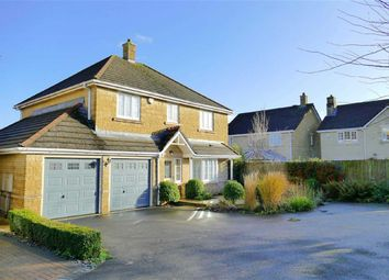 Thumbnail 4 bed detached house for sale in Amberley Close, Calne
