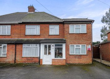 Thumbnail 5 bed semi-detached house for sale in Longcroft Road, Devizes