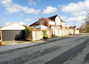 Thumbnail 4 bed detached house for sale in Roslyn Road, Davenport, Stockport, Cheshire
