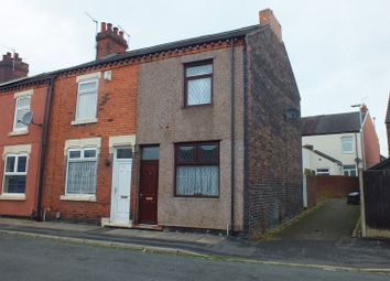 Thumbnail 2 bedroom terraced house to rent in Sant Street, Burslem, Stoke-On-Trent