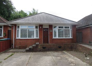 Thumbnail 2 bedroom detached bungalow for sale in Coxford Road, Southampton