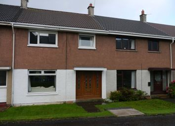 Thumbnail 3 bed terraced house for sale in Angus Avenue, East Kilbride, Glasgow