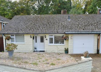 Thumbnail 2 bed semi-detached bungalow for sale in Yarborough Road, Wroxall, Ventnor