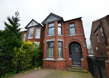 Thumbnail 4 bedroom property to rent in Ashwood Avenue, West Didsbury, Manchester, Greater Manchester