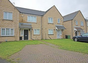 Thumbnail 2 bed terraced house for sale in Warrenfield Court, Deighton, Huddersfield