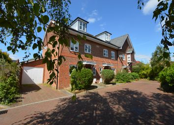Thumbnail 3 bed end terrace house for sale in Dukes Close, Westbourne