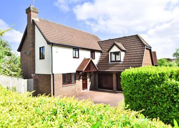 Thumbnail 4 bed detached house for sale in Bickmore Way, Tonbridge, Kent