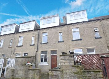 Thumbnail 3 Bedroom Terraced House For Sale In Victoria Avenue Keighley West Yorkshire