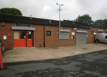 Thumbnail Warehouse to let in Mount Street Business Centre, Mount Street, Nechells, Birmingham, West Midlands