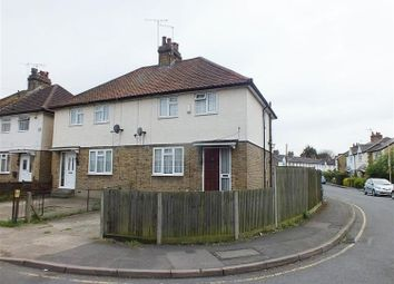 Thumbnail 3 bed semi-detached house for sale in Austin Waye, Uxbridge, Middlesex