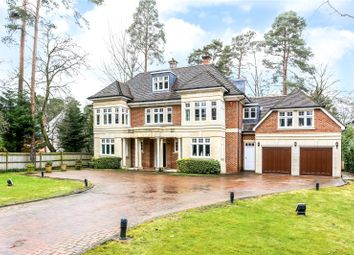 Thumbnail 6 bed detached house for sale in Windsor Road, Ascot, Berkshire