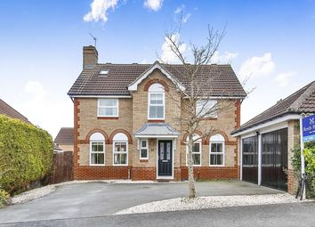 Thumbnail 3 bed detached house for sale in Long Burn Drive, Chester Le Street
