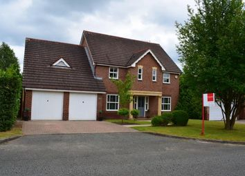 Thumbnail 4 bed detached house for sale in Buttermere Drive, Alderley Edge, Cheshire, Uk