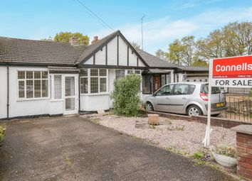 Thumbnail 3 bedroom semi-detached bungalow for sale in Bhylls Lane, Castlecroft, Wolverhampton