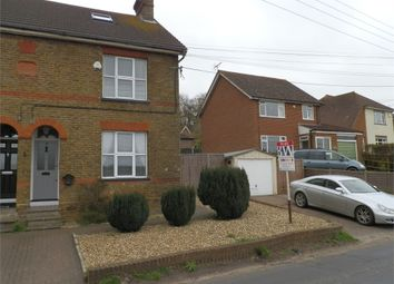 Thumbnail 3 bed end terrace house to rent in Highsted Valley, Rodmersham, Sittingbourne, Kent