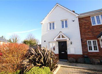 Thumbnail 3 bed end terrace house for sale in Warnham Grove, Orpington, Kent