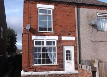 Thumbnail 2 bed semi-detached house to rent in Duke Street, Clowne, Clowne