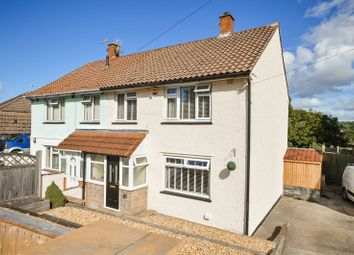 Thumbnail 3 bed semi-detached house for sale in Turtlegate Avenue, Bishopsworth, Bristol