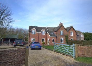 Thumbnail 4 bed cottage for sale in Docking Road, Sedgeford, Hunstanton