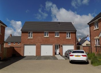 Thumbnail 1 bedroom detached house for sale in Maes Meillion, Coity, Bridgend.