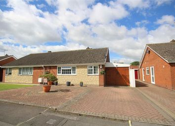 Thumbnail 3 bed semi-detached bungalow for sale in Swallowdale, Swindon, Wiltshire