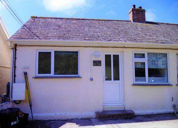 Thumbnail 1 bed flat to rent in Polzeath, Wadebridge
